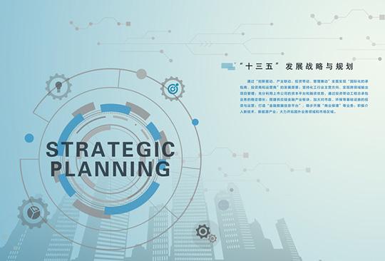 战略规划编制流程及方法