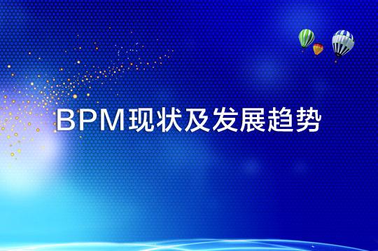 中国企业眼中的BPM现状及发展趋势