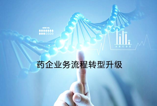 药企如何进行业务流程管理(BPM)转型升级