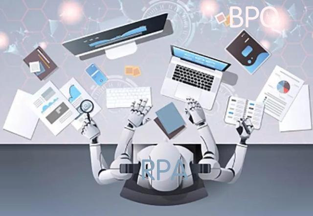 RPA与BPO的合作