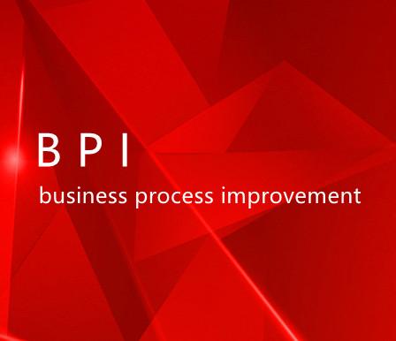 业务流程改进(BPI)